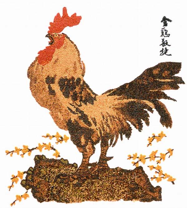 动物 鸡 600_666